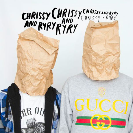 Chrissy and Ryry 'Put That In Your Pipe and Let Us Smoke It' (EP stream)
