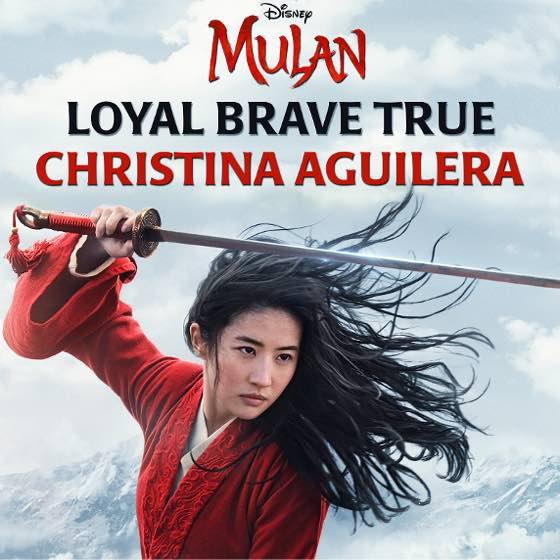Hear Christina Aguilera's New Song from 'Mulan'