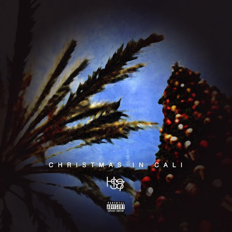 "Hit-Boy & HS87 ""Christmas in Cali"""