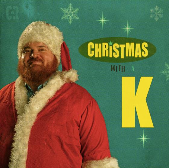 'Letterkenny' Star K. Trevor Wilson Celebrates 'Christmas with a K' on New Album