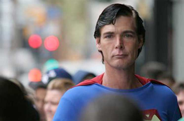 Hollywood Boulevards Superman Christopher Dennis Passes Away