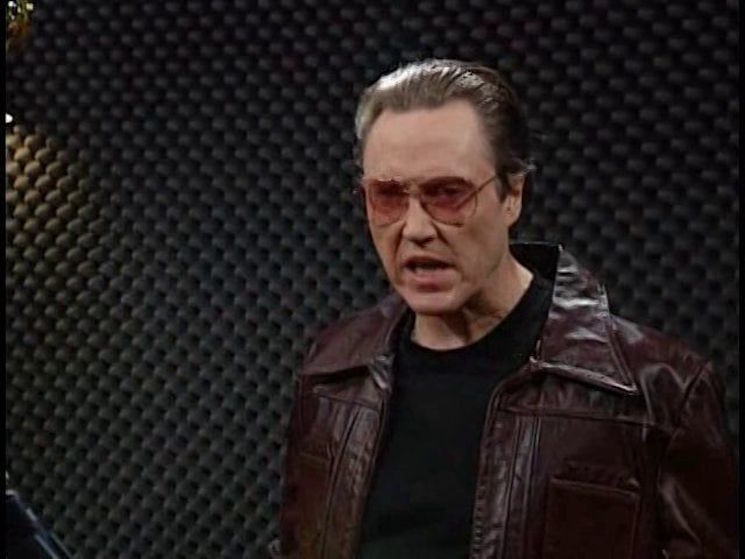 Apparently SNL's Cowbell Sketch Ruined Christopher Walken's Life