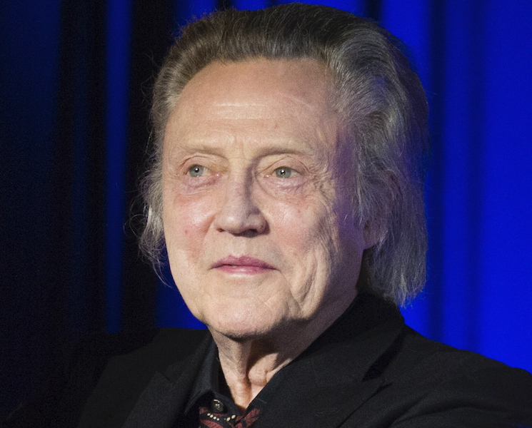 Christopher Walken: I don't have a cellphone or a computer