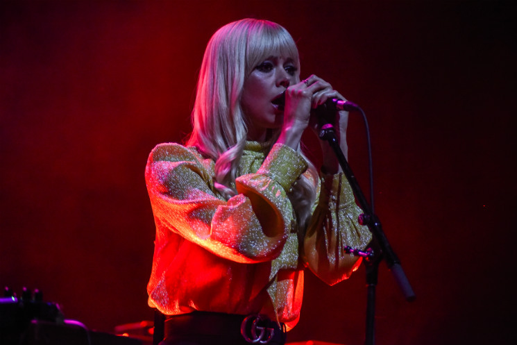 Chromatics / Desire / In Mirrors / Tess Roby Danforth Music Hall, Toronto ON, May 27