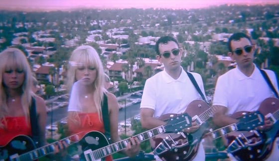 "Chromatics ""City Beds"" (2004 demo) (video)"