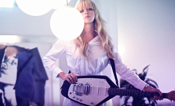 "Hear Chromatics Cover Hole's ""Petals"""