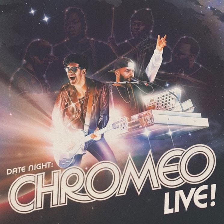 Chromeo Are Releasing Their First-Ever Live Album