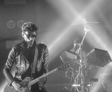 Chromeo Garrick Centre, Winnipeg MB, October 20