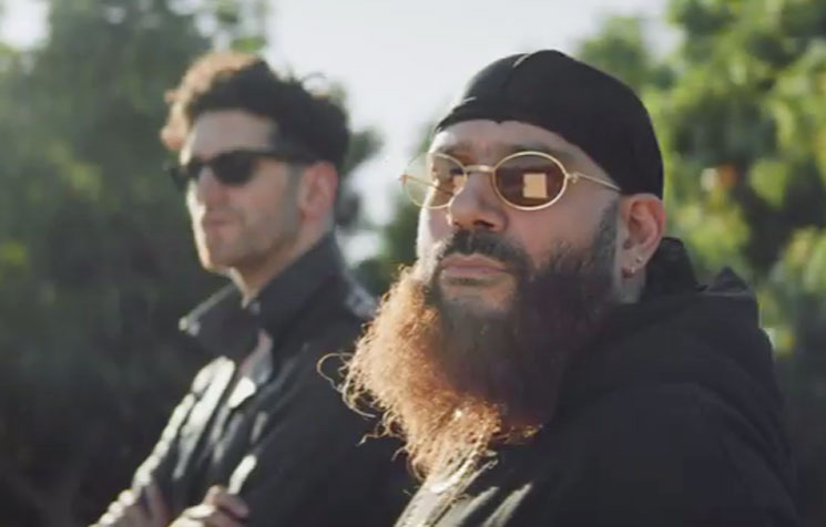 "Chromeo Return with New ""Juice"" Video"