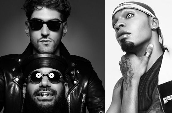 Chromeo Team with Ian Isiah for New Album