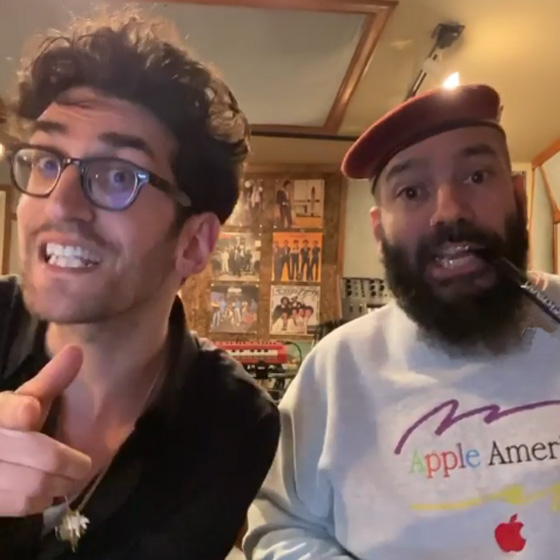 Chromeo Make Social Distancing Funky with '6 Feet Away'