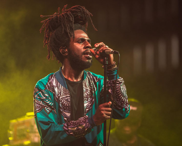 Chronixx / Charlotte Day Wilson Manifesto, Toronto ON, August 17