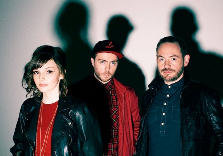"Chvrches ""Cry Me a River"" (Justin Timberlake cover)"