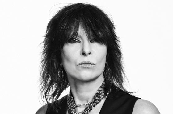 Chrissie Hynde Elaborates on Rape Comments