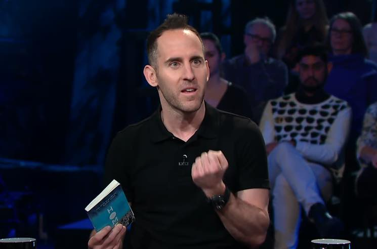 ​Simple Plan Drummer Loses 'Canada Reads' Battle