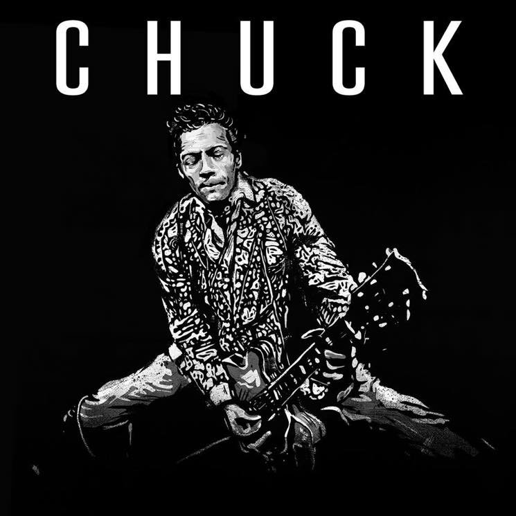 "Chuck Berry ""Wonderful Woman"""