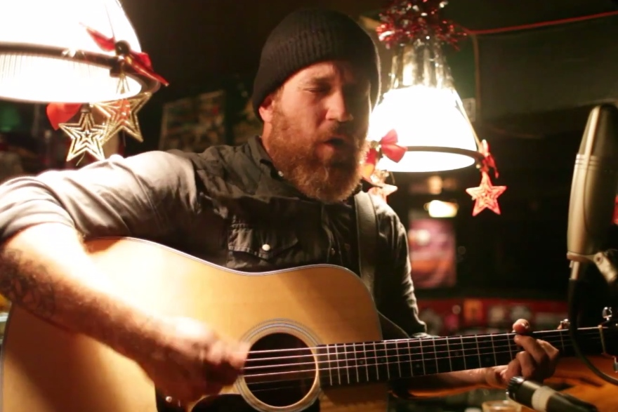 "Chuck Ragan ""Revved"" on Exclaim! TV"