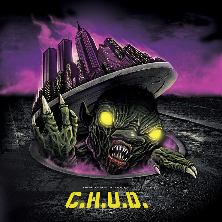 'C.H.U.D.' Soundtrack Finally Makes It to Vinyl via Waxwork