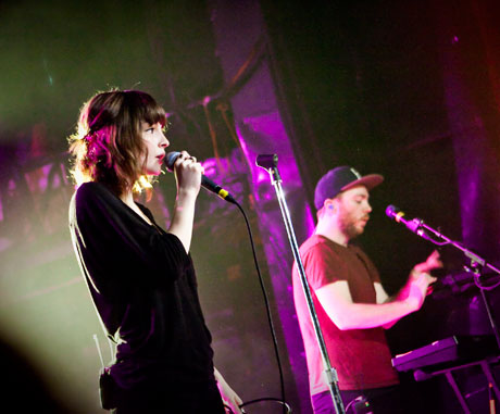 Chvrches Roll Out North American Tour, Play Toronto, Montreal