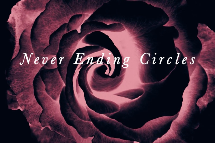 "Chvrches ""Never Ending Circles"" (lyric video)"