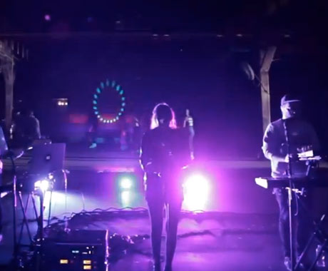 "Chvrches ""Now is Not the Time"" (video)"