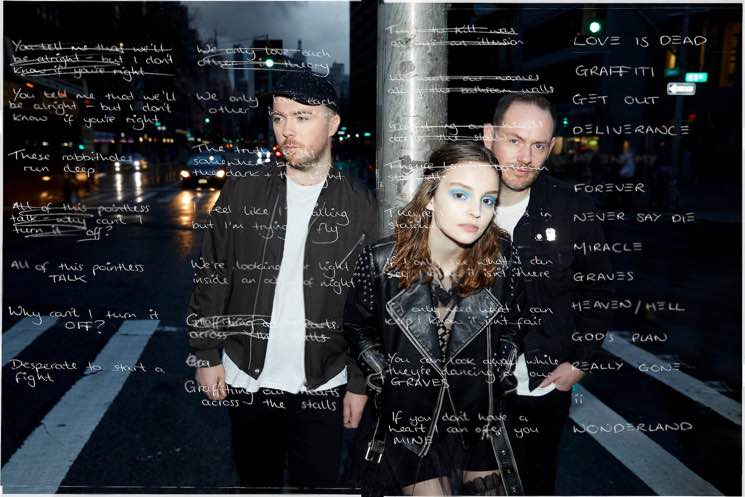 ​Chvrches Tease New Album Title and Tracklisting