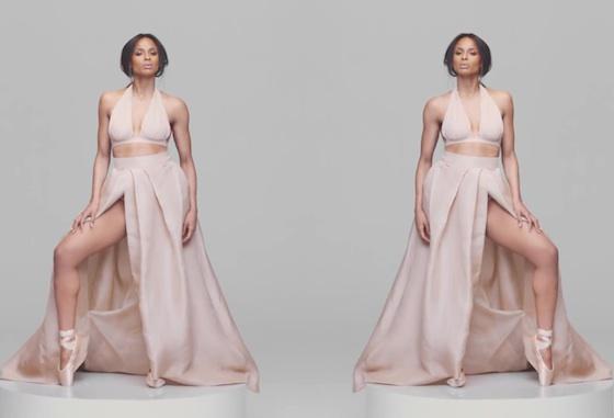 Ciara 'I Bet' (video)