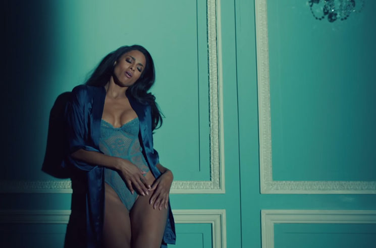 "Ciara ""Dance Like We're Making Love"" (video)"
