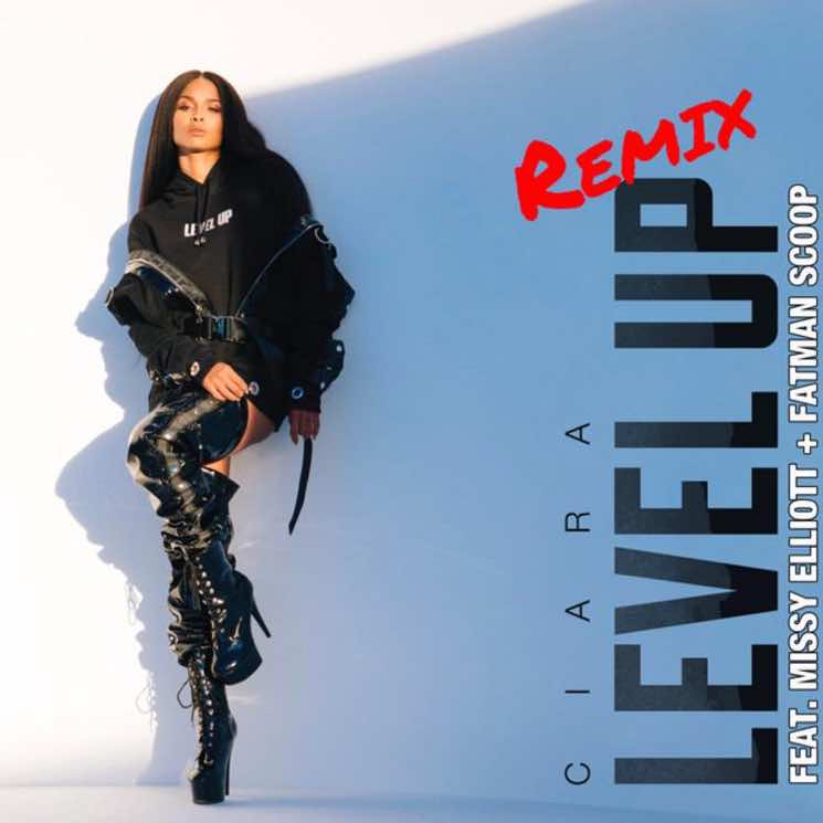 ​Ciara Gets Missy Elliott for 'Level Up' Remix