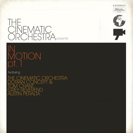 Cinematic Orchestra / Various The Cinematic Orchestra Presents: In Motion #1