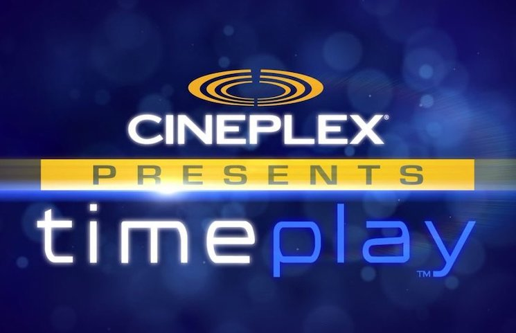Cineplex Is Getting Rid of TimePlay