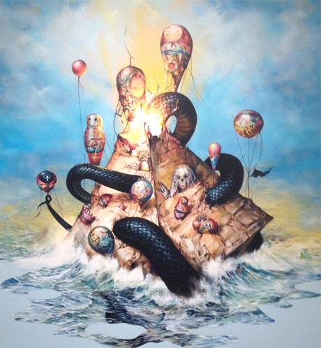 Circa Survive 'Descensus' (album stream)