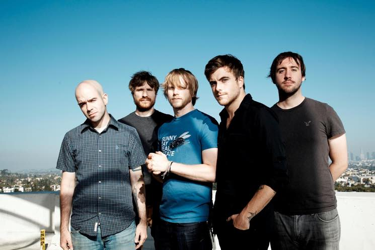 ​Circa Survive Guitarist Storms Offstage to Stop Sexual Harassment in the Audience