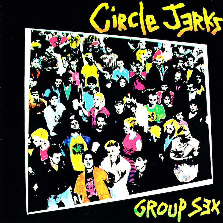 Circle Jerks Tap Tony Hawk, Ian MacKaye, Mike Patton for 'Group Sex' 40th Anniversary Reissue