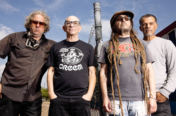 Circle Jerks Unveil Rescheduled 40th Anniversary Tour