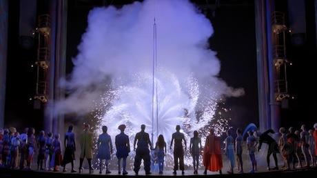 Cirque du Soleil: Worlds Away [Blu-Ray] Andrew Adamson