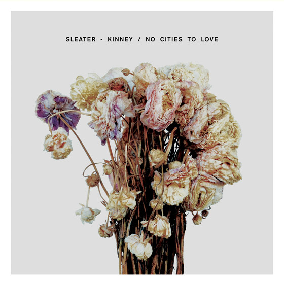 "Sleater-Kinney ""Surface Envy"" / ""No Cities to Love"" (snippets)"