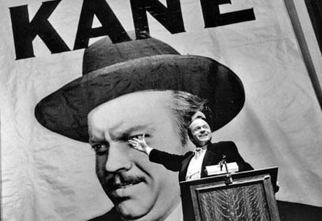 Citizen Kane Orson Welles