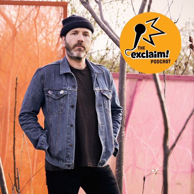 City and Colour's Dallas Green Gets Heavy on the Exclaim! Podcast