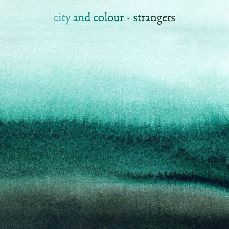 City and Colour Shares New Song 'Strangers'