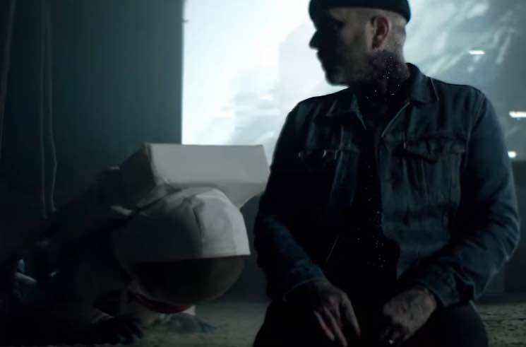 "​City and Colour Unveils ""Astronaut"" Video"