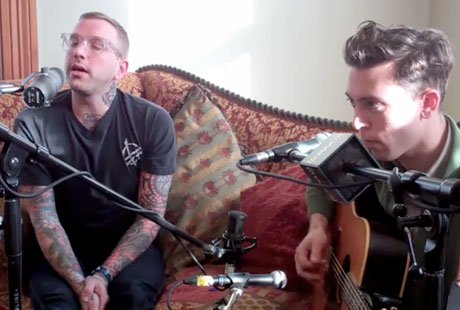 "City and Colour & Daniel Romano ""Old Man"" (Neil Young cover) (video)"