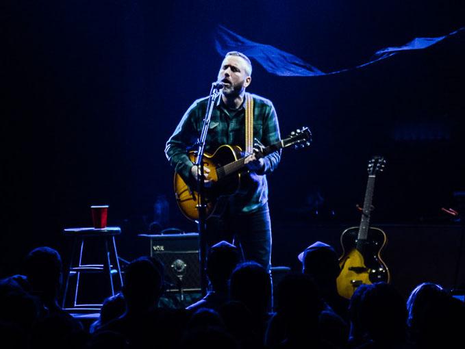 Alice In Chains / City & Colour Burton Cummings Theatre, Winnipeg MB, April 17