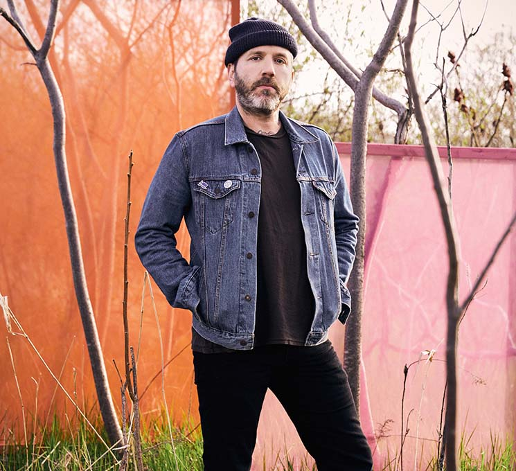 City and Colour's Dallas Green on Being a Workaholic, Music as Therapy and New Album 'A Pill for Loneliness'