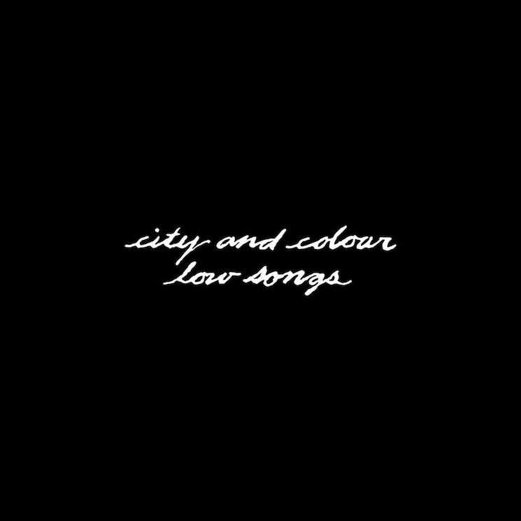 City and Colour Is Releasing a Low Covers Record