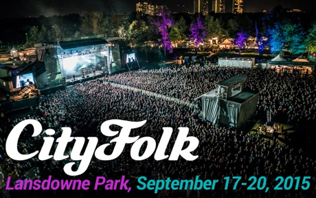 Ottawa Folk Fest Rebrands as CityFolk and Moves Location for 2015 Edition