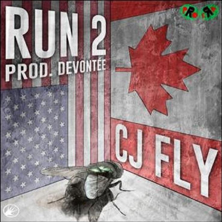 """CJ Fly """"Run 2"""""""