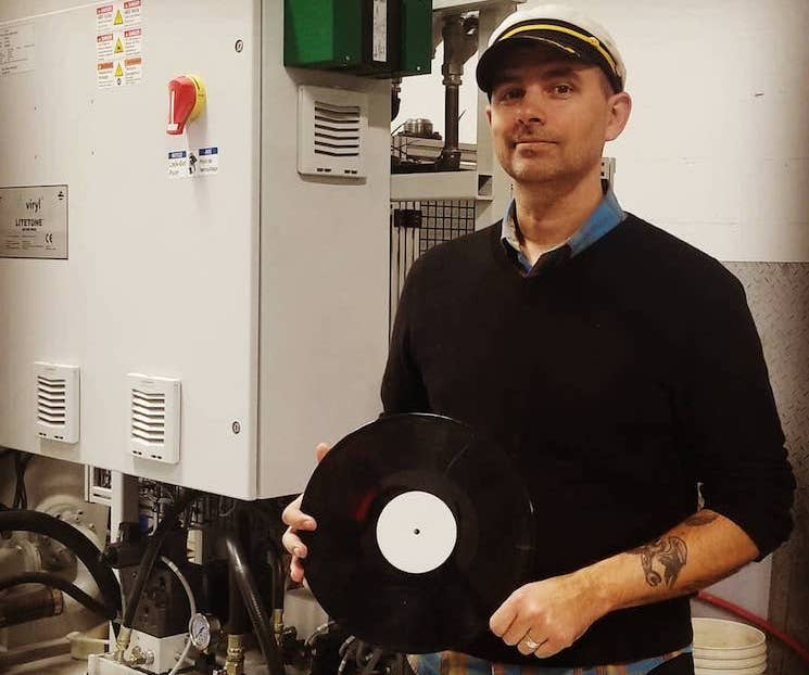Vancouver's Clampdown Records Pressing Plant Launches 'Tinder for Bands' to Make Split Vinyl Releases