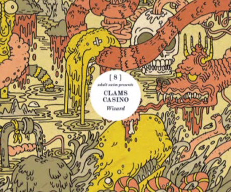 Clams Casino 'Wizard'
