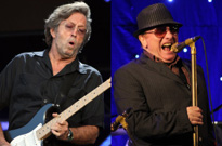 Van Morrison Has Roped in Eric Clapton for His Latest Anti-Lockdown Song